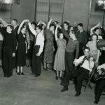 dance instruction class