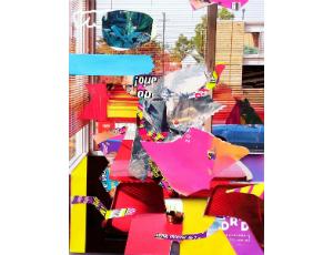 Collage by Oscar Lopez Flores