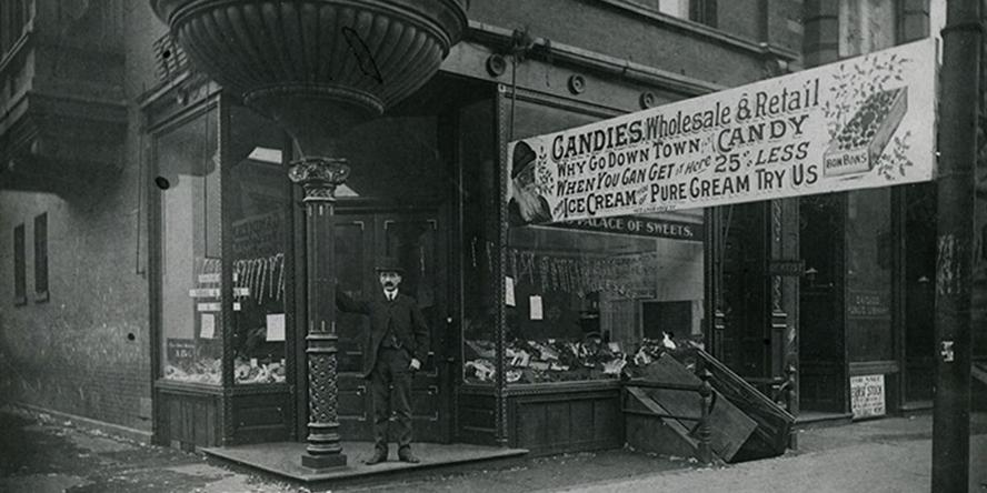 Candies Wholesale & Retail: Why go downtown?