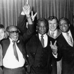 Timuel Black Jr. and Harold Washington