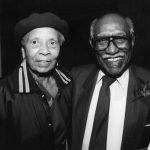 Timuel Black, Jr. and Margaret Burroughs
