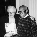 Timuel Black Jr and Studs Terkel