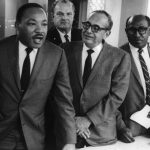 Timuel Black Jr. with Martin Luther King Jr.