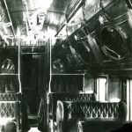 Pullman Sleeping Car Interior, circa 1890. Source: Historic Pullman Collection Image 1.24, Special Collections, Chicago Public Library