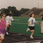 Chicago Park District Senior Games, circa 2000.