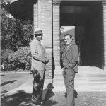 John H. Johnson and Ben Burns