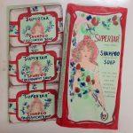 Supertar Shampoo Soap, circa 1910.