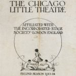 The Chicago Little Theatre playbill