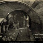 Men working in sewer