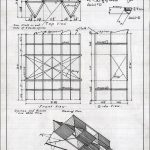 Page from kite building instructional manual, circa 1930. Source: Chicago Park District Drawings, CPD3632