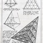 Page from kite building instructional manual, circa 1930. Source: Chicago Park District Drawings, CPD3649