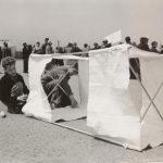 Kite event, Douglass Park, circa 1930. Source: Chicago Park District Photographs, 016_035_002