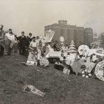 Kite tournament, Grant Park, 1936. Source: Chicago Park District Photographs, 031_022_001