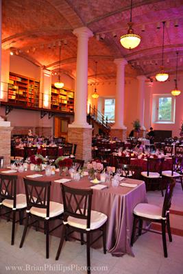 Erin Palank Wedding, Boston Public Library, Brian Phillips Photography