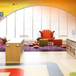 Picture of the Johnson renovated children's room