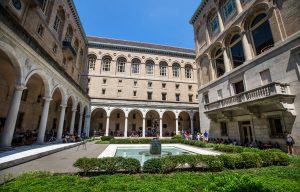 """Boston Public Library's """"Concerts in the Courtyard – 2018"""
