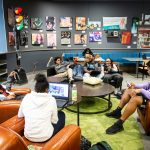 Picture of the Johnson Building renovated Teen Central