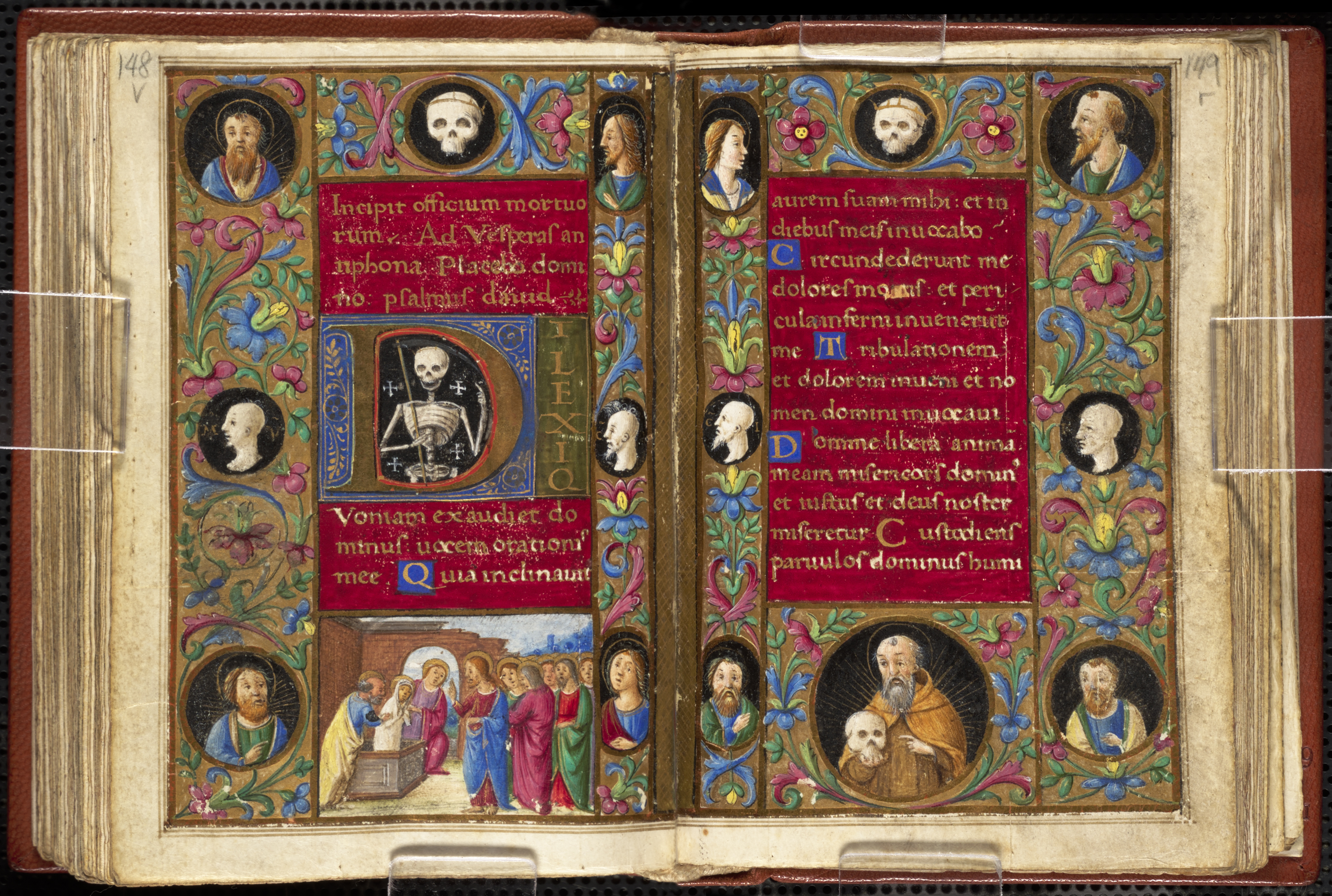 Medieval Manuscript Highlights: Books of Hours at the BPL