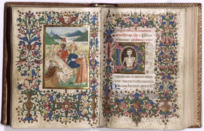 MS q Med. 136 fol. 85v-86