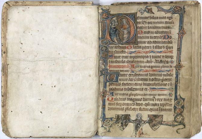 MS q Med. 124, fol. 1