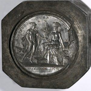 Dimplomatic-medal-die-obverse