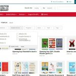 """In this image the menu item """"Related Format"""" was clicked, and a drop down menu appeared with the following choices """"Books (53), Audiobooks (9), Movies (4), Music (1), eBooks (30), Graphic Novels (7), Streaming & Downloadable (4)"""