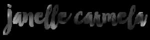 Janelle Carmela logo
