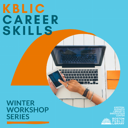 KBLIC Career Skills Winter Workshop Series
