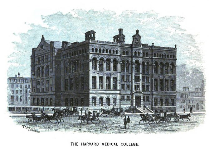 Harvard Med College