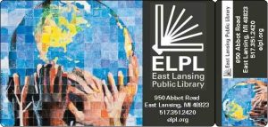 ELPL--One World, One Card Library Card