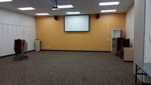 Meeting Room at the East Lansing Public Library