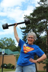 Librarian superheroes!
