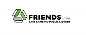 Friends of the East Lansing Public Library - Logo