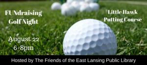 FUNdraising Golf Night - Friends Fundraiser
