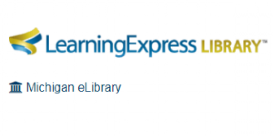Learning Express Library - Test Prep from the Michigan Electronic Library