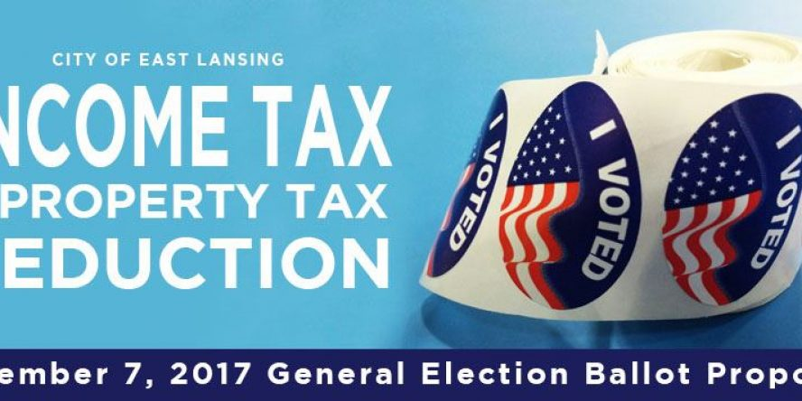 Income Tax & Property Tax Reduction Community Meeting