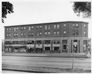 State Bank Building, date unknown