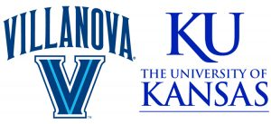 Villanova and University of Kansas