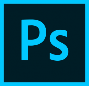 Photoshop software from Adobe