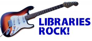 Libraries Rock! 2018 Summer Reading Program