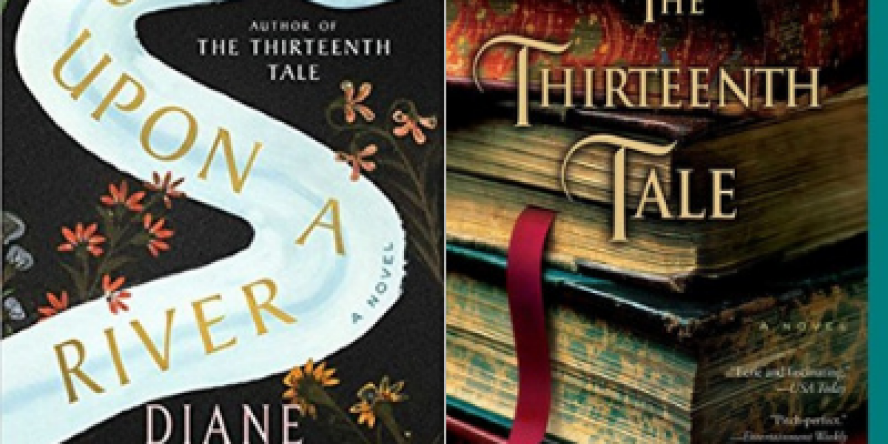 Diane Setterfield, author of Once Upon a River and The Thirteenth Tale is the December 2018 Author of the Month at ELPL