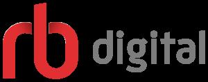 RBDigital Magazine's logo