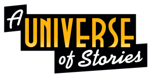 Summer Reading Program 2019 slogan - A Universe of Stories