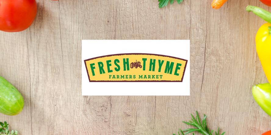 Fresh Thyme Farmers Market hosts Fresh Thyme StoryTime