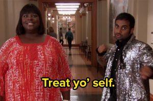 Treat Yo Self! | East Lansing Public Library