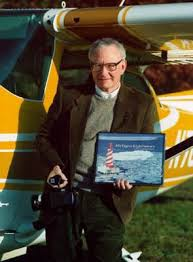 John Wagner, author and photographer of the Michigan Lighthouse series.