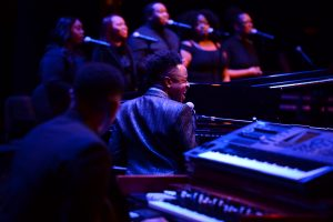 Danien Sneed and the We Shall Overcome musical production