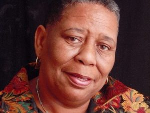 Joanne Bland, civil rights and voting rights activist.