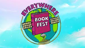 Everywhere Book Fest logo