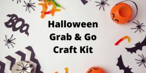 Halloween Grab & Go Craft Kit